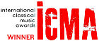 ICMA - international classical music awards WINNER
